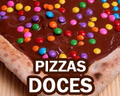 Pizzas Doces